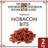 De Vegetarische Slager NoBacon Vegetarische Spek 2kg