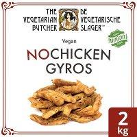 De Vegetarische Slager NoChicken Vegetarische Kip Gyros 2Kg
