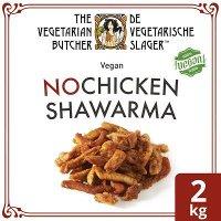 De Vegetarische Slager NoChicken Vegetarische Kip Shoarma 2Kg
