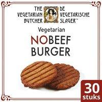 De Vegetarische Slager NoMeat Vegetarische Hamburger 30x80g
