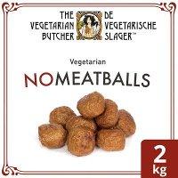De Vegetarische Slager NoMeatball Vegetarische Gehaktbal Klein 2kg