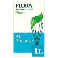 Flora Professional 100% plantaardige room 31% Koken en Opkloppen