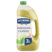 Hellmann's Dressing Classic Vloeibaar 3L