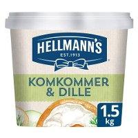 Hellmann's Sandwich Delight Komkommer & Dille 1,5kg