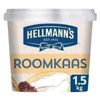 Hellmann's Sandwich Delight Roomkaas 1,5kg