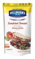 Hellmann's Sandwich Saus Zongedroogde Tomaat 570ml
