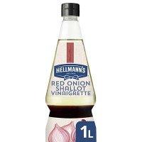 Hellmann's Sjalot Rode Ui Vinaigrette Vloeibaar 1L
