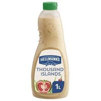 Hellmann's Thousand Islands Dressing Vloeibaar 1L