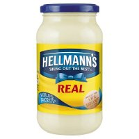 Hellmann's Real Mayonaise Pot