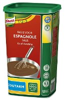 Knorr 1-2-3 Espagnole Saus Zoutarm 0,95kg