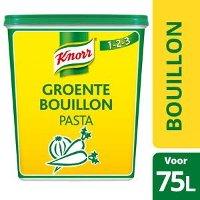 Knorr 1-2-3 Groentebouillon Pasta opbrengst  75L