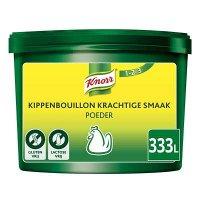 Knorr 1-2-3 Kippenbouillon krachtige smaak Poeder opbrengst 333L