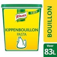 Knorr 1-2-3 Kippenbouillon Pasta opbrengst 83L