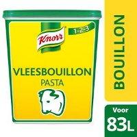 Knorr 1-2-3 Vleesbouillon Pasta opbrengst 83L