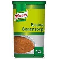 Knorr Bruine Bonensoep Poeder 12L