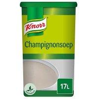 Knorr Champignonsoep Poeder 17L