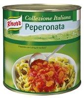 Knorr Collezione Italiana Peperonata Saus 2,6kg