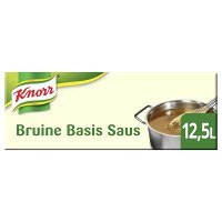 Knorr Garde d'Or Bruine Basis Saus 2,5kg