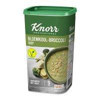 Knorr Klassiek Bloemkool-Broccolisoep Poeder opbrengst 9L