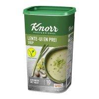 Knorr Klassiek Lente-Ui en Preisoep Poeder opbrengst 10L