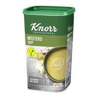 Knorr Klassiek Mosterdsoep Poeder opbrengst 11L