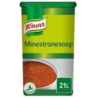 Knorr Minestronesoep Poeder 21L