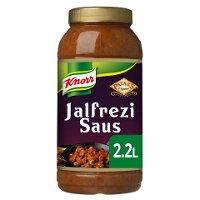 Knorr Patak's Jalfrezi Curry Saus 2.2 L