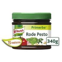 Knorr Primerba Rode Pesto 340g