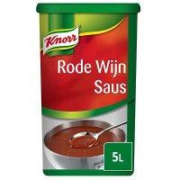 Knorr Rode Wijn Saus Poeder 5L