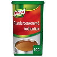 Knorr Runderconsommé Authentiek Poeder opbrengst 100L