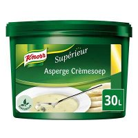 Knorr Supérieur Asperge Crèmesoep Poeder 30L