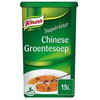 Knorr Supérieur Chinese Groentesoep Poeder 15L