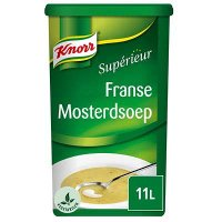 Knorr Supérieur Franse Mosterdsoep Poeder 11L