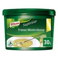 Knorr Supérieur Franse Mosterdsoep Poeder 30L