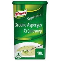 Knorr Supérieur Groene Asperges Crèmesoep Poeder 10L