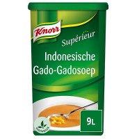 Knorr Supérieur Indonesische Gado-Gadosoep Poeder 9L