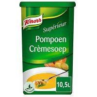 Knorr Supérieur Pompoen Crèmesoep Poeder 10,5L