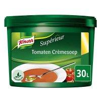 Knorr Supérieur Tomaten Crèmesoep Poeder 30L