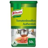 Knorr Tomatenbouillon Authentiek Poeder opbrengst 50L