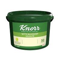 Knorr Voordeel Witte Basissoep Poeder opbrengst 50L