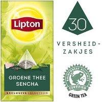 Lipton Exclusive Selection Groene Thee Sencha 30 zakjes