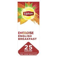 Lipton Feel Good Selection Thee English Breakfast 25 zakje