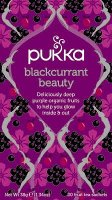 Pukka Blackcurrant Beauty 20 zakjes