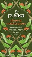 Pukka Ginseng Matcha Green 20 zakjes