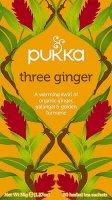 Pukka Three Ginger 20 zakjes