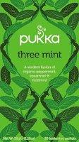 Pukka Three Mint 20 zakjes
