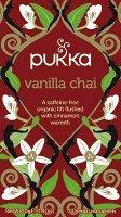 Pukka Vanilla Chai 20 zakjes
