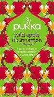Pukka Wild Apple & Cinnamon 20 zakjes