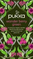 Pukka Wonder Berry Green 20 zakjes