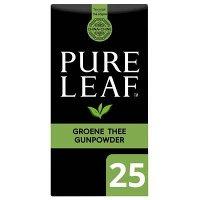 Pure Leaf Biologische Groene Thee Gunpowder 25 zakjes